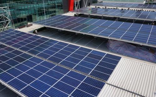 Tran lan tấm pin năng lượng mặt trời kém chất lượng - Ảnh 1.