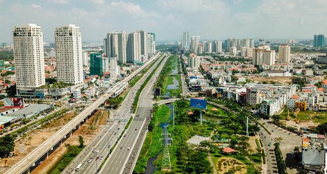 5 xu hướng dẫn dắt thị trường bất động sản năm 2021 - Ảnh 1.