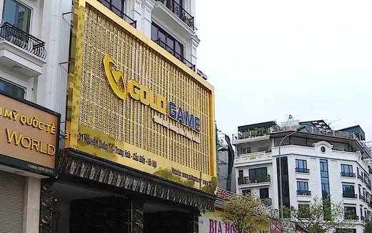 Gold Game Việt Nam bị thu hồi toàn bộ giấy phép trò chơi trực tuyến - ảnh 1