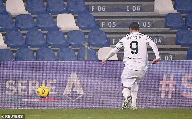 Juventus 2-0 Napoli: Ronaldo lập công, Juventus vô địch Siêu cúp Italia - Ảnh 5.
