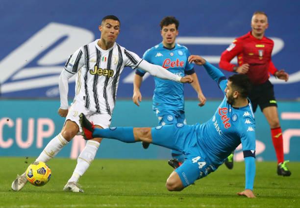 Juventus 2-0 Napoli: Ronaldo lập công, Juventus vô địch Siêu cúp Italia - Ảnh 2.
