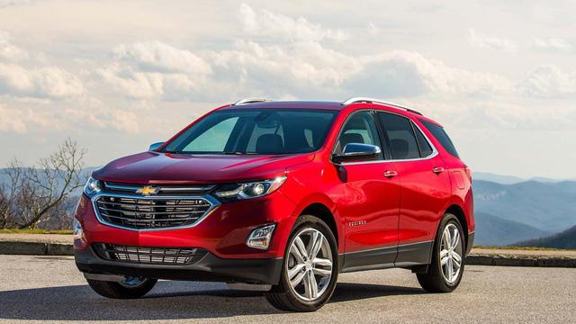 Điểm danh 10 mẫu SUV bán chạy nhất thế giới năm 2020 - Ảnh 1.