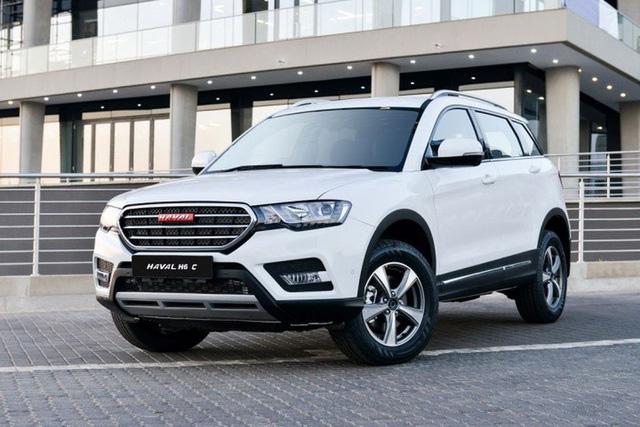 Điểm danh 10 mẫu SUV bán chạy nhất thế giới năm 2020 - Ảnh 5.