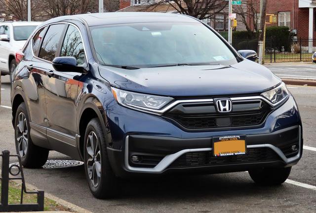 Điểm danh 10 mẫu SUV bán chạy nhất thế giới năm 2020 - Ảnh 9.