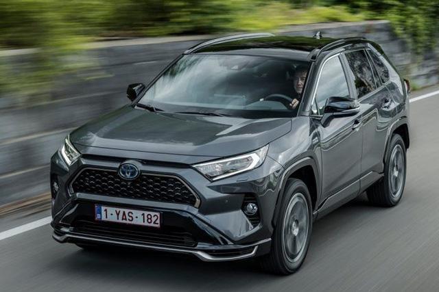 Điểm danh 10 mẫu SUV bán chạy nhất thế giới năm 2020 - Ảnh 10.