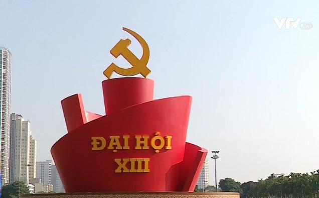 Nhân dân cả nước hướng về Đại hội XIII của Đảng - Ảnh 1.