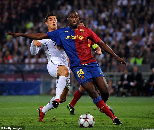 Yaya Toure khởi đầu sự nghiệp huấn luyện ở… Ukraina - Ảnh 1.