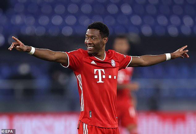 Schalke 04 0-4 Bayern Munich: Lewandowski cán mốc 500 bàn thắng (Vòng 18 Bundesliga 2020/21) - Ảnh 5.