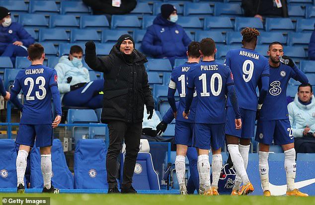 Chelsea chốt cái tên thay thế HLV Lampard - Ảnh 1.