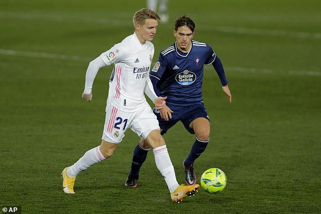 Martin Odegaard tiến sát tới việc gia nhập Arsenal - Ảnh 1.