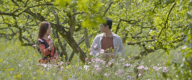 Phim Tết Yêu hơn cả bầu trời đốn tim với Mộc Châu tuyệt đẹp - Ảnh 5.
