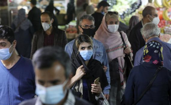 Iran hối thúc chính quyền mới của  Mỹ dỡ bỏ các lệnh trừng phạt - Ảnh 1.