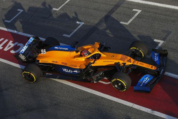 McLaren gia hạn hợp đồng với mạng lưới truyền hình CNBC - Ảnh 1.