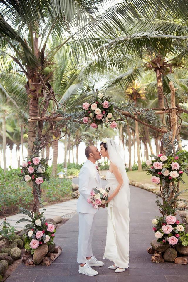 Nhiều sao Việt chọn đám cưới bí mật trong năm 2020 - Ảnh 3.