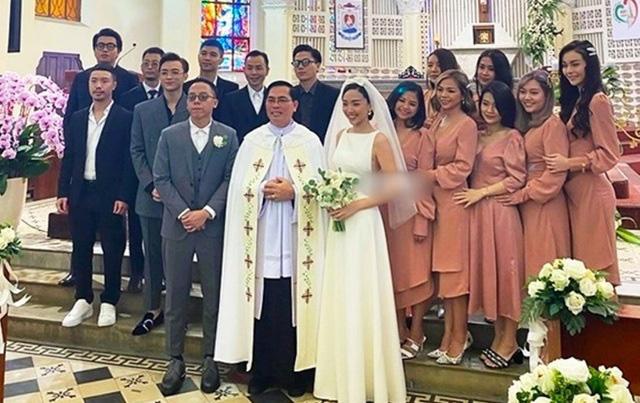 Nhiều sao Việt chọn đám cưới bí mật trong năm 2020 - Ảnh 4.