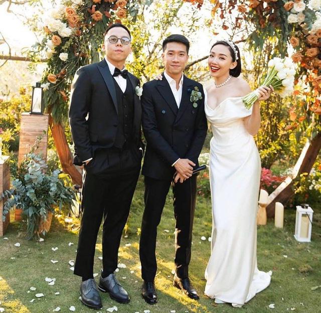 Nhiều sao Việt chọn đám cưới bí mật trong năm 2020 - Ảnh 5.
