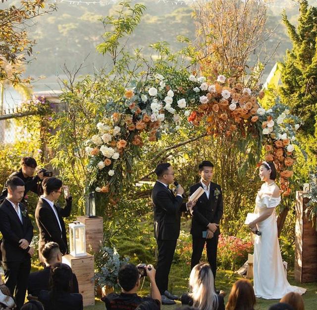 Nhiều sao Việt chọn đám cưới bí mật trong năm 2020 - Ảnh 6.