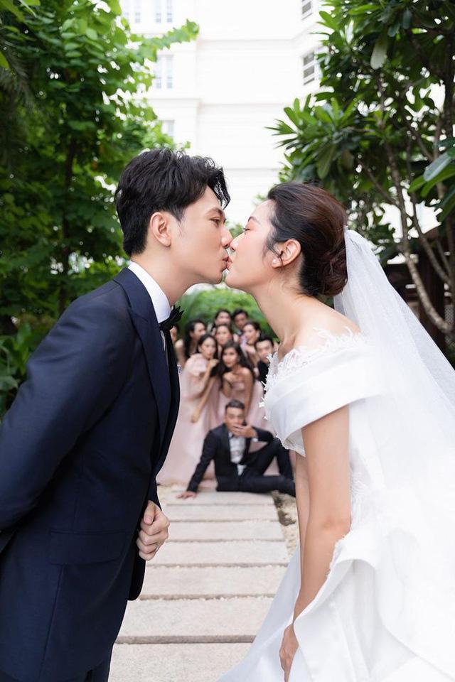 Nhiều sao Việt chọn đám cưới bí mật trong năm 2020 - Ảnh 7.