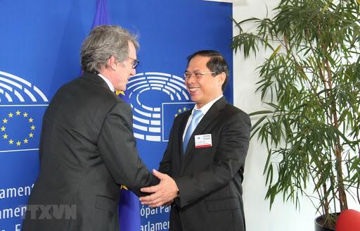 Hội nhập kinh tế quốc tế - Điểm sáng trong công tác đối ngoại năm 2020 - Ảnh 3.