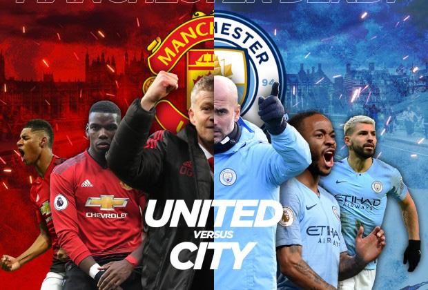Derby Manchester, Man Utd – Man City: Tấm vé chung kết chỉ cho người chiến thắng (Bán kết Cúp Liên đoàn Anh) - Ảnh 3.