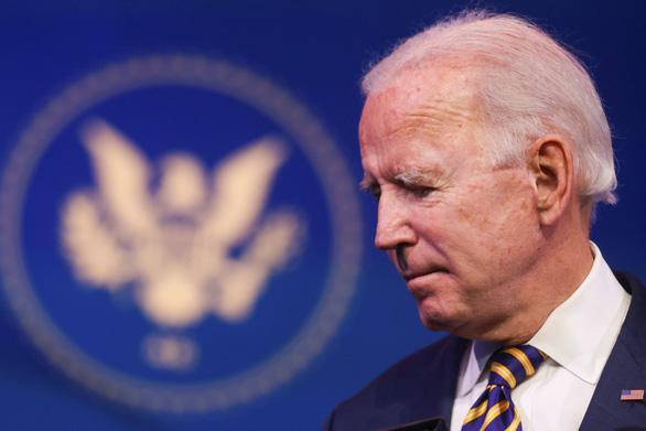 Tổng thống đắc cử Joe Biden: Ông Trump là nỗi hổ thẹn của nước Mỹ - Ảnh 2.