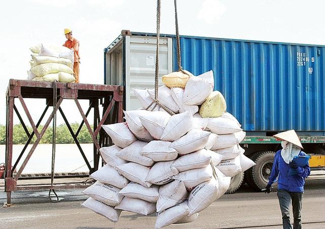 Giá gạo Việt xuất khẩu vượt Thái Lan - ảnh 1