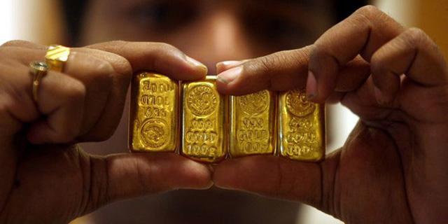 Vàng tiếp đà tăng giá mạnh - ảnh 1