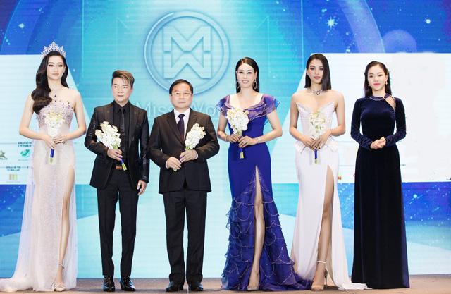 Mai Phương Thuý làm giám khảo Miss World Vietnam 2021 - Ảnh 6.