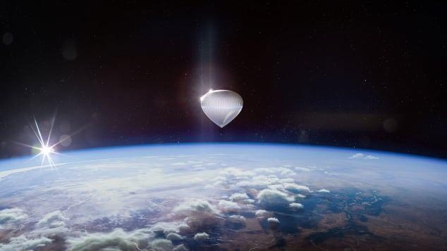 """Khám phá chuyến """"du hành vũ trụ"""" bằng khinh khí cầu trị giá 50.000 USD - ảnh 2"""