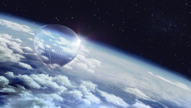 """Khám phá chuyến """"du hành vũ trụ"""" bằng khinh khí cầu trị giá 50.000 USD - ảnh 3"""