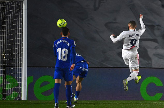 Real Madrid 2-0 Getafe: Real chiếm ngôi nhì bảng từ tay Barca - Ảnh 1.