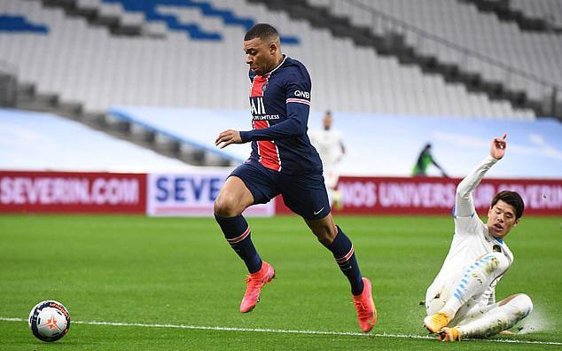 Mbappe chỉ tới Real nếu được chơi ở vị trí của Hazard - Ảnh 1.