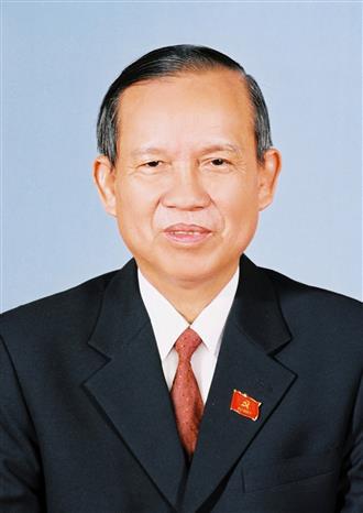 Lễ tang nguyên Phó Thủ tướng Trương Vĩnh Trọng được tổ chức theo nghi thức Lễ tang cấp Nhà nước - Ảnh 1.