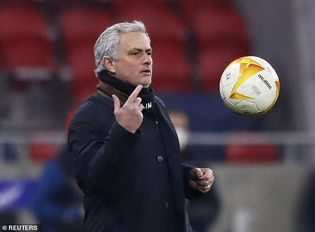 Hé lộ tương lai HLV Mourinho tại Tottenham - Ảnh 1.