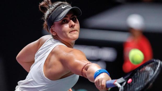Bianca Andreescu tiếp tục phải nghỉ thi đấu dài hạn - Ảnh 1.