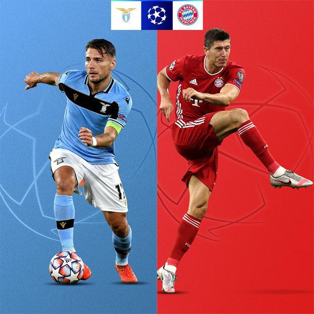 Lịch thi đấu UEFA Champions League đêm nay: Atletico Madrid - Chelsea, Lazio - Bayern Munich - Ảnh 3.