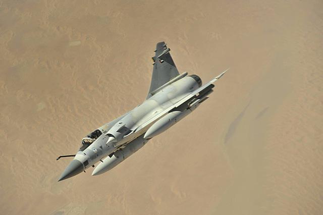 Thị trường vũ khí Trung Đông sôi động bất chấp đại dịch - Ảnh 1.