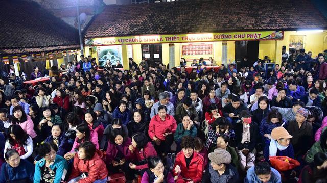 Trung ương Giáo hội Phật giáo yêu cầu thực hiện nghiêm phòng dịch COVID-19 trong mùa lễ hội - Ảnh 1.