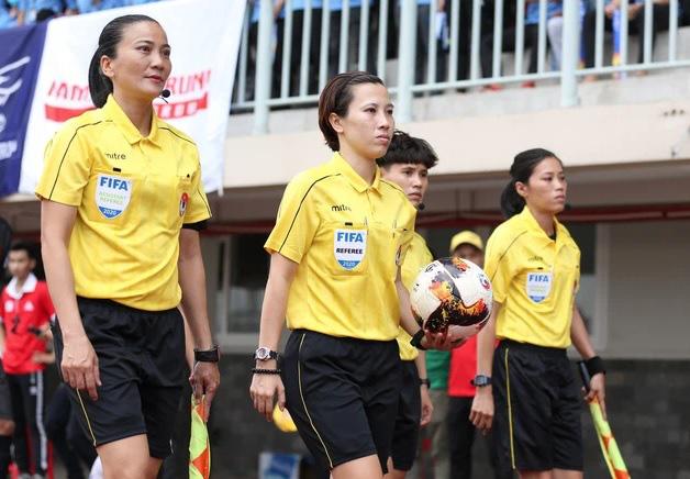 FIFA nhắm 2 trọng tài Việt Nam cho VCK World Cup nữ 2023 - Ảnh 1.