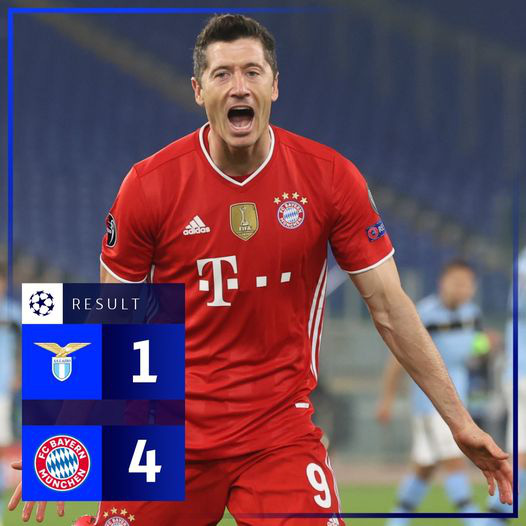Kết quả vòng 1/8 Champions League hôm nay: Atletico Madrid 0-1 Chelsea, Lazio 1-4 Bayern Munich - Ảnh 2.