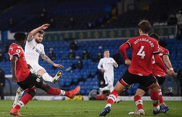Leeds United 3-0 Southampton: Chiến thắng dễ dàng - Ảnh 1.