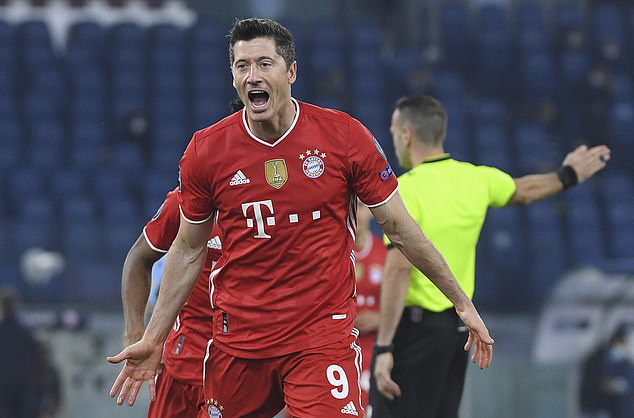 Lazio 1-4 Bayern Munich: Chiến thắng hủy diệt - Ảnh 1.