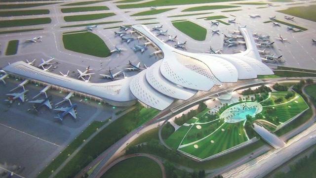 Vietnam Airlines muốn rót gần 10.000 tỷ đồng vào sân bay Long Thành - ảnh 1