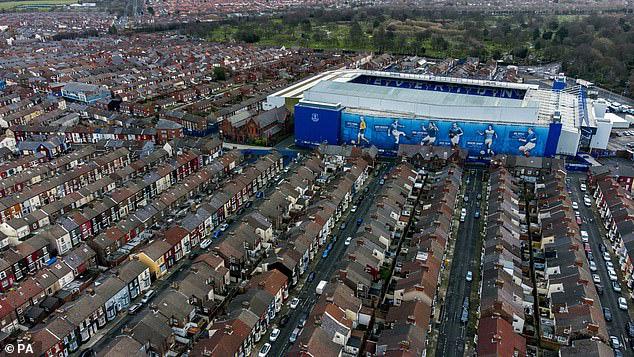 Everton tiến thêm 1 bước nữa trong việc xây sân mới - Ảnh 1.