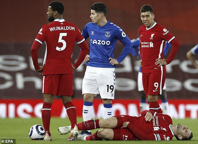 Liverpool nhận tin dữ về chấn thương của Henderson - Ảnh 1.