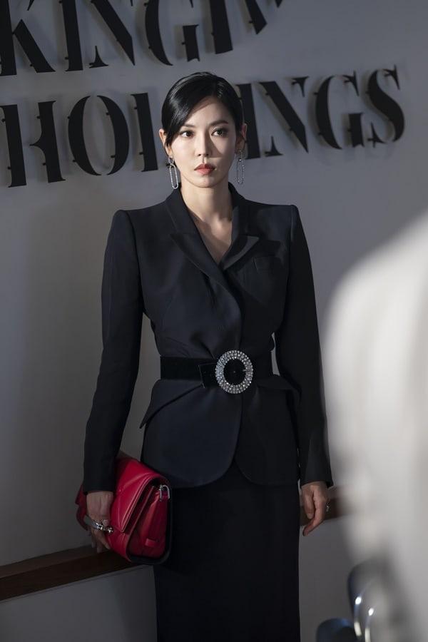Penthouse 2: Ác nữ Cheon Seo Jin và Joo Dan Tae trở mặt - Ảnh 2.
