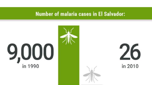 El Salvador - quốc gia Trung Mỹ đầu tiên xóa sổ bệnh sốt rét - Ảnh 1.