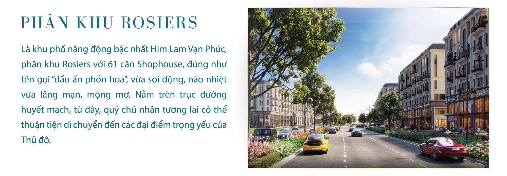Him Lam Vạn Phúc - Dấu ấn phồn hoa phố Pháp giữa lòng Hà Nội - Ảnh 12.