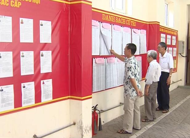 Tham gia bầu cử khẳng định vai trò làm chủ của người dân - Ảnh 2.