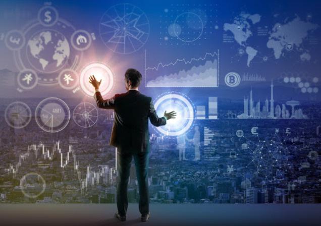 Kinh tế toàn cầu hướng tới một tương lai kỹ thuật số hậu đại dịch  - Ảnh 2.